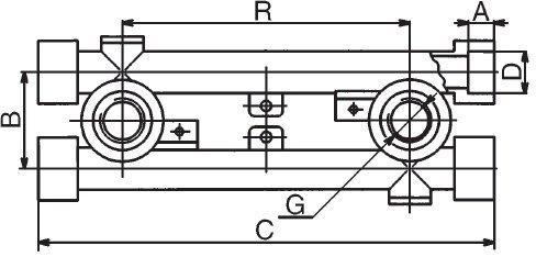 PPR nástěnný komplet (dvojnástěnka), FV Plast : INSTAR - Obchod voda,  topení, plyn, vzduch